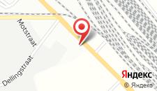 Отель Hotel Malcot на карте