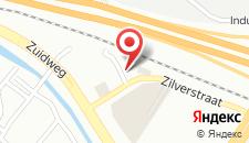 Отель Bastion Hotel Zoetermeer на карте