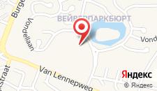 Парк-Отель Center Parcs Zandvoort beach на карте