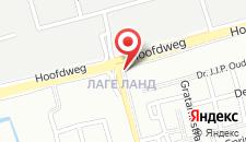 Отель Campanile Hotel & Restaurant Rotterdam Oost на карте
