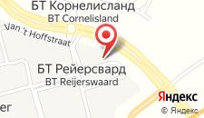 Отель Bastion Hotel Barendrecht на карте