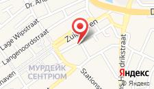 Отель Hotel Bij Verhoeven на карте