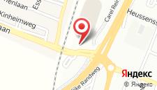 Отель ibis Styles Haarlem City на карте