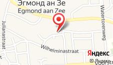 Отель Hotel De Dennen на карте