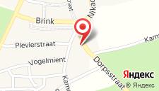 Отель Hotel Kogerstaete Texel на карте