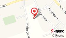 Хостел Stayokay Texel на карте