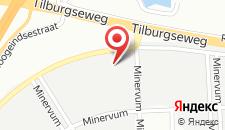 Отель Premiere Classe Hotel Breda на карте