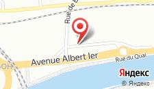 Апартаменты Namur Energîte на карте