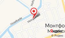 Отель Hotel Montfoort на карте