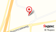 Отель Tulip Inn Meerkerk на карте