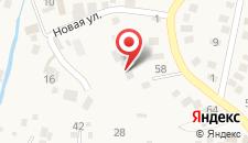 Отель У Тимура на карте