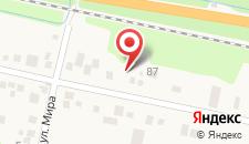 Гостевой дом Зара на карте
