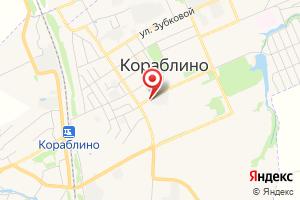 Адрес Газпром газораспределение Рязанская область, филиал в РП Сапожок, Кораблинский участок на карте