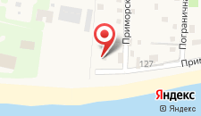 Отель Берег эвкалиптов на карте