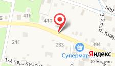 Гостевой дом MiM на карте
