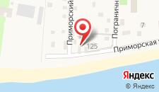 Гостевой дом Elena на карте