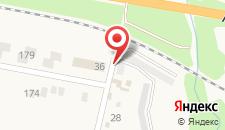 Отель Тристан на карте