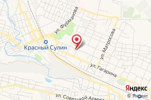 Адрес Межрайонгаз на карте
