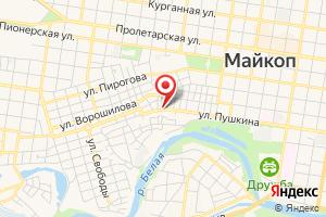 Адрес Газстройкомплекс на карте