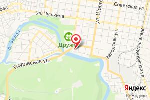 Адрес МУП Майкопводоканал на карте
