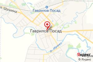 Адрес Энергосбытовая компания Гарант на карте