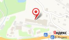 Пансионат Багрипш на карте