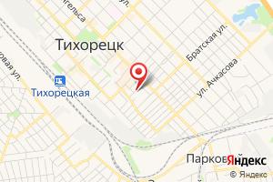 Адрес МУП ТГП ТР Водоканал на карте