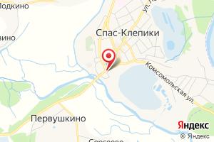 Адрес ОАО РЭСК Клепиковский участок Приокского отделения на карте