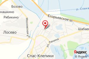 Адрес Клепиковский РЭС на карте