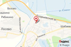 Адрес Электрическая подстанция Клепики на карте