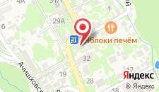 Гостевой дом Мамин Сибиряк на карте