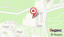 Апартаменты Романовские на Красной Поляне на карте