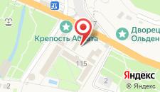 Отель Абаата на карте