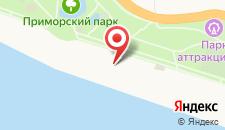 Парк-Отель Амра на карте