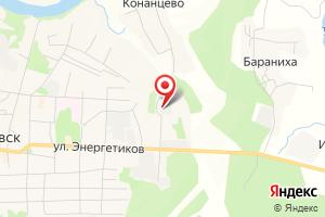Адрес Электрическая подстанция Харовск-районная на карте