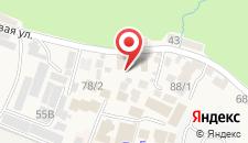 Отель Villa Adrianо на карте