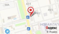 Апартаменты на Абазгаа 49/1 на карте