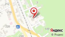 Гостевой дом Арда на карте