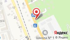 Гостевой дом Цикломен у Романа на карте