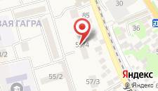 Апартаменты Абазгаа 55/4 на карте