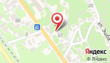 Апарт-отель Мельница на карте