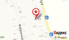 Гостевой дом Камелия на карте