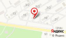 Апартаменты На Гочуа, 17 на карте