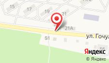 Отель Kiaraz Arena на карте