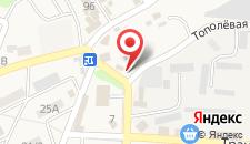 Отель Ирэн на карте