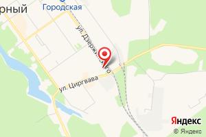 Адрес Газовое предприятие Мирнинский филиал Архангельскоблгаз на карте