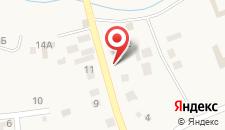 Отель Смоковница на карте