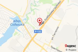 Адрес Туликиви-Владимир на карте