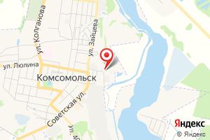 Адрес Газпром газораспределение на карте