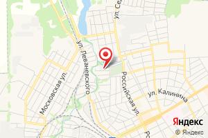 Адрес МУП Водоканал Миллерово на карте